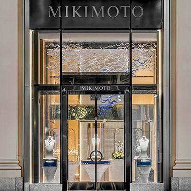 MIKIMOTO坐落於紐約市中心第五大道的旗艦店煥新開幕!