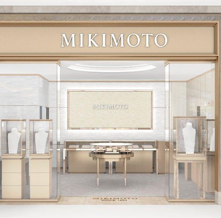 MIKIMOTO Galaxy Macau Store is newly-opened