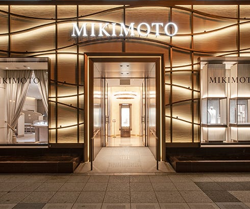 ミキモト大阪心斎橋店オープン